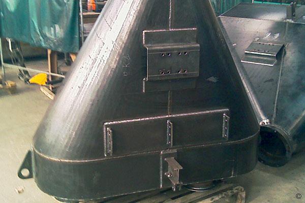 Cuves acier