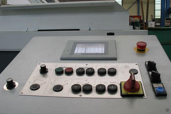 boitier de commandes Bauer VG 450