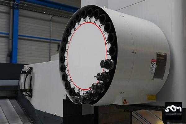 Usinage de précision par CNC 6500 H