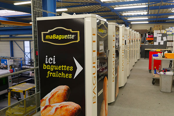 Fabricants de distributeurs automatiques