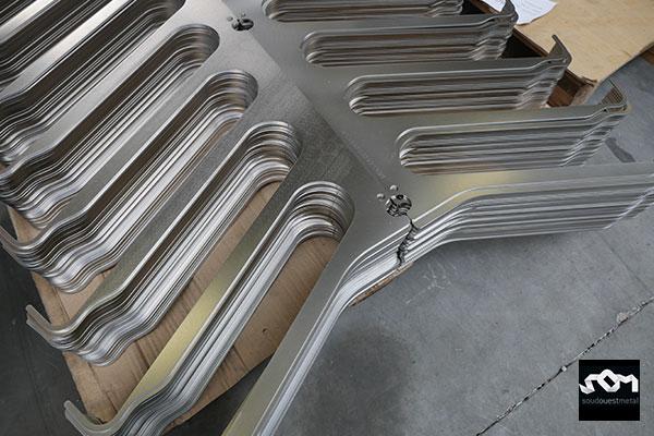Pièces métalliques découpe laserPays de la Loire Soud Ouest Métal